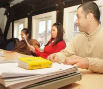 Vocational language courses