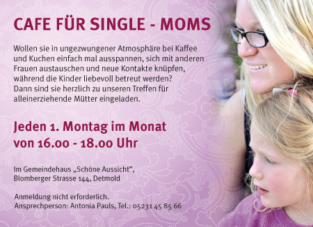 Flyer Single-Moms